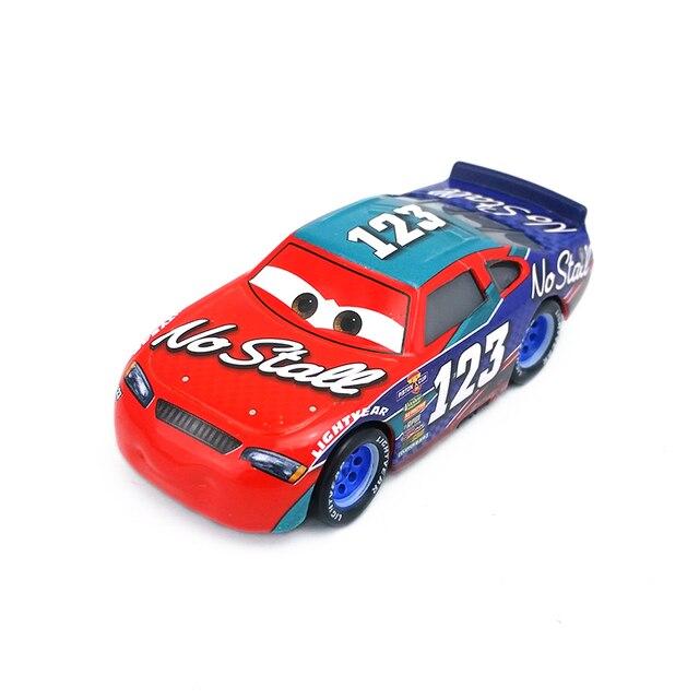 Aliexpress Com Buy Disney Pixar Cars 3 No 123 Todd Marcus Racer