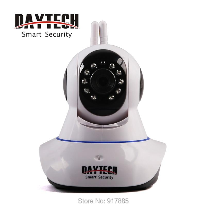 Daytech IP-kamera Hjemmesikkerhed WiFi-kamera Wi-Fi netværksmonitor - Sikkerhed og beskyttelse - Foto 2