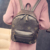 Aosbos mulheres pu mochilas de couro teste padrão do crânio impressão estrelas sólidos sacos de ombro homens de alta qualidade zipper mochilas mochila