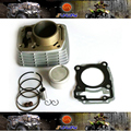 Motorcycle Parts Cylinder Kit for HONDA SDH150 CBF150 Motorcycle Necessary modification, Free Shipping!