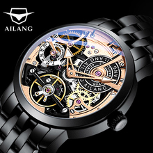 AILANG Original design watch automatic tourbillon wrist watc