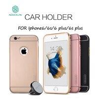 D'origine Nilkin Support De Voiture Bouclier Dur Retour Housse pour iPhone 6 Plus 6 s Plus 5.5