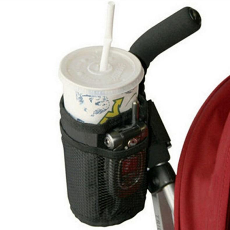 Hot Baby Stroller Bags Special Pendant Mug Cup Holder Waterproof Design Cup bag Strollers Buggy Organizer