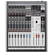 HM10-USB 6 Kanal Mixer Audio mit digitale effekte prozessor professionelle mischpult für bühne/kirche/DJ ausrüstung/Studio
