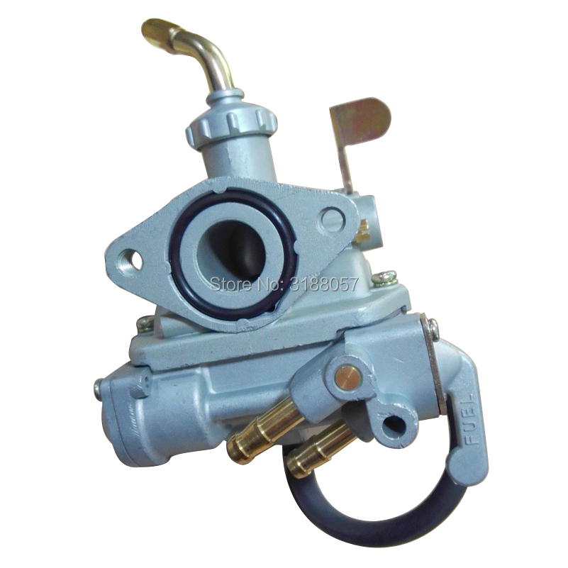 Carburetor W Fuel Line For Trail Bike Honda CT70 CT70H CT 70 PZ16K Fits Honda CT70