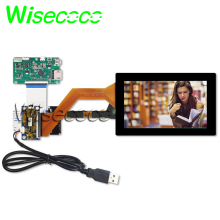 5.5 inch 2K LCD Screen with capacitive touch panel LS055R1SX04 HDMI to MIPI controller board for 3d printer l недорого