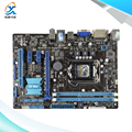 Para asus p8b75-m lx plus original usado madre de escritorio de intel B75 Socket LGA 1155 Para i3 i5 i7 DDR3 16G SATA3 USB3.0