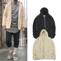 Fear Of God Cashmere Jacket Men Women 1 1 High Qualit FOG Justin Bieber Clothes Fearofgod