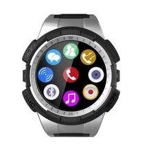 Bluetooth Touch Smartwatch Wasserdichte Intelligente Uhr Pulsuhr Uhr Schrittzähler Für Iphone Android Smart Uhren horloge