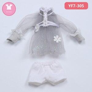 Image 3 - Puppe BJD Kleidung 1/7 Nette Anzug Puppe Kleidung Für FL Realfee Soso Körper Puppe zubehör Märchenland luodoll