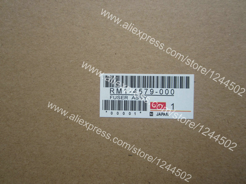 New fuser assembly Fuser unit for HP P4014 P4015 RM1-4579-000 rm1 0037 000 original new pick up roller for 4200 4300 4250 4350 4700 cp4005 cp4025 cp4525 m4345 p4014 p4015
