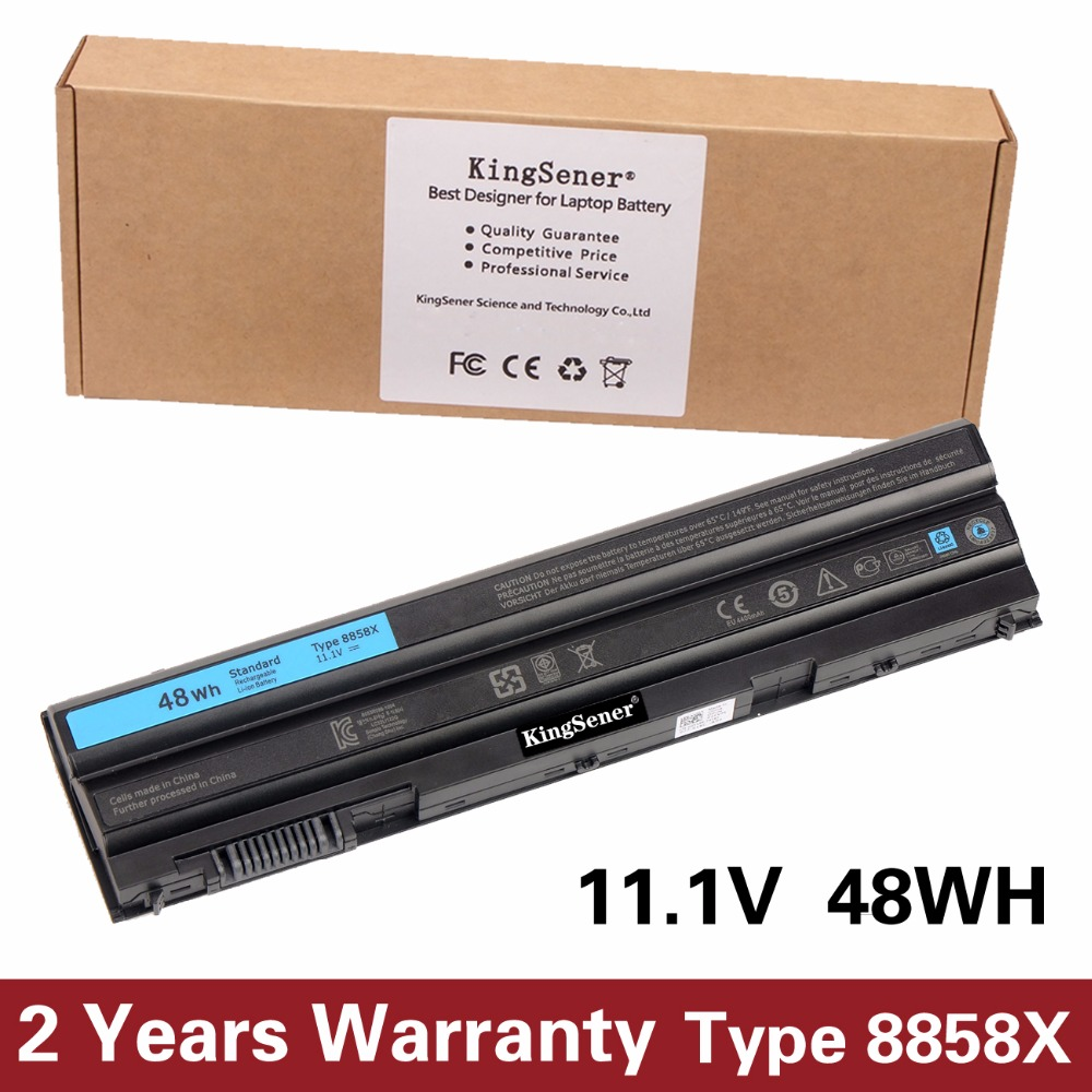 KingSener New 8858X Laptop Battery for DELL Vostro 3460 3560 V3460D V3560D for Inspirion 5520 7720 7520 5720 8858X 11.1V 48WH консервы hill s prescription diet l d canine hepatic health диета при лечении заболеваний печени для собак 370г 8011