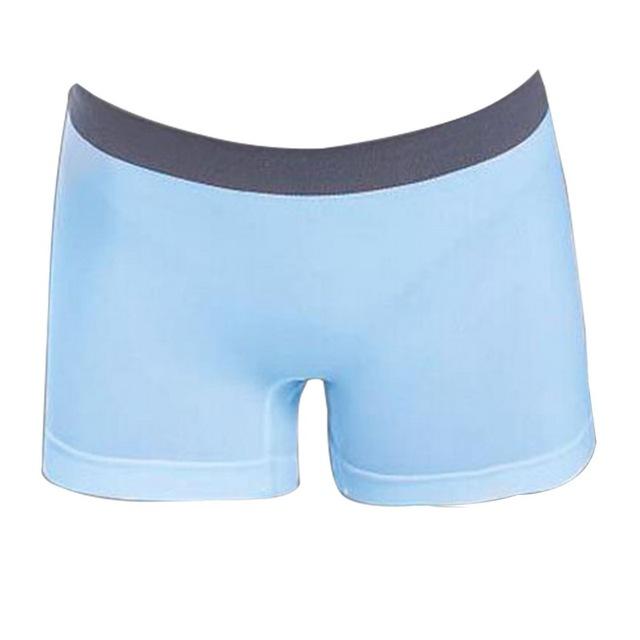 Seamless Traceless Safety Yoga Shorts