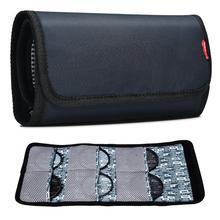 Чехол для фильтра CADeN, 6 карманных фильтров для объектива камеры, сумка для фильтров 25 мм-86 мм, водонепроницаемый фильтр для объектива камеры ...