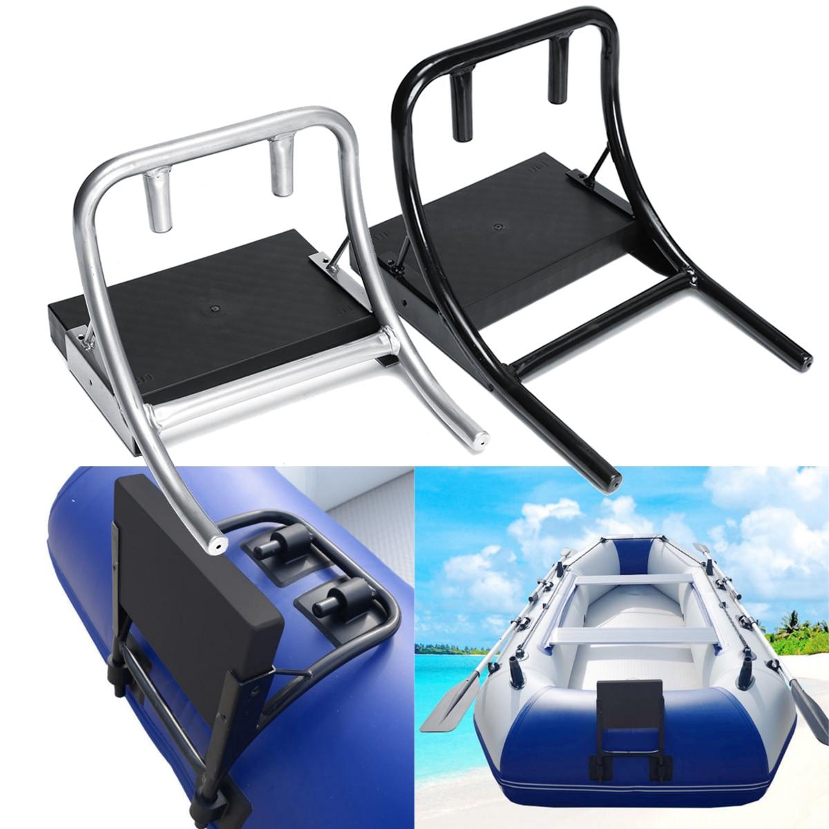 Двигатель повесить кронштейн небольшой Поддержка для 1,75/2 м надувные рыбацкая лодка резиновые лодки