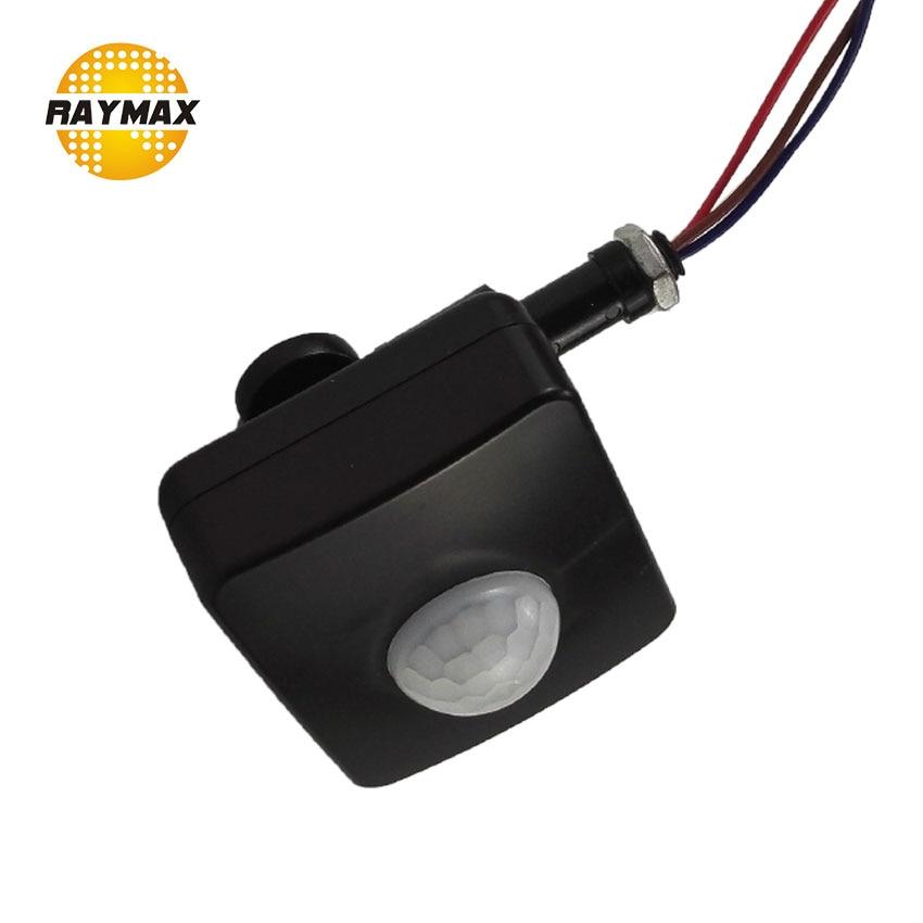 Holofotes sensor pir detector de sensor Adjustable Lux : 10lx - 100lx
