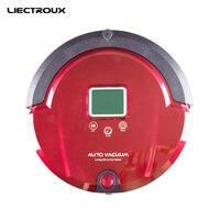 Liectroux A320 Robot Vacuum Cleaner Sweep Vacuum Mop Sterilize LCD Touch Button Schedule Work Virtual Blocker