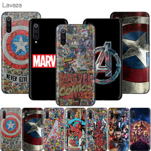 Lavaza Marvel Avengers Hero Case for Xiaomi