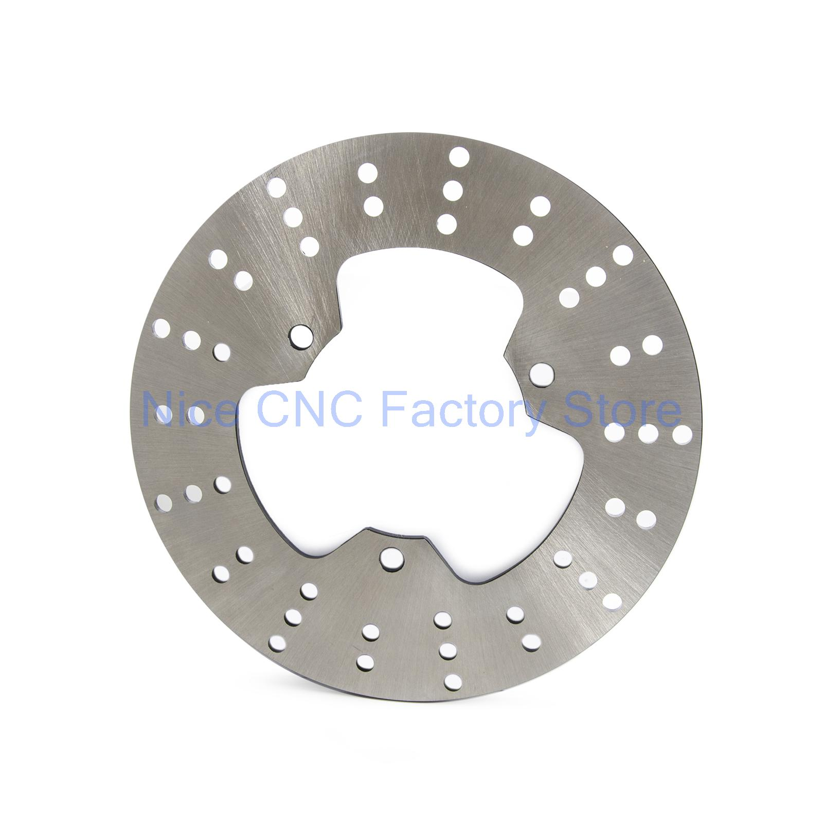 Motorcycle Rear Rotor Brake Disc For Yamaha TZR125 TZR125R TDR125R TZR150 SDR200 FX250 Zeal FZR250R TZ250 TDR250 TZR250 keoghs motorcycle brake disc brake rotor floating 260mm 82mm diameter cnc for yamaha scooter bws cygnus front disc replace