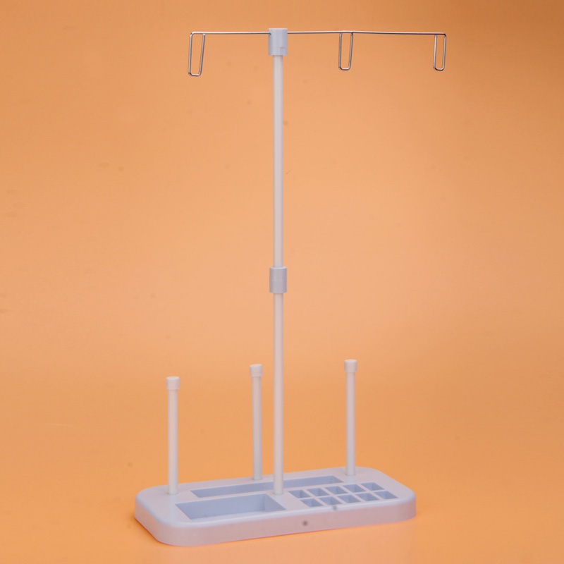 Cheap Price Embroidery Thread 3 Spool Holder Stand Rack