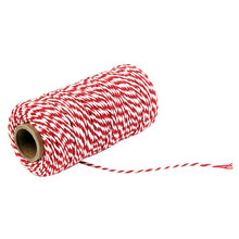 Products selling Two Colors Cotton Bakers Twine Rope Rustic Country Crafts Handmade Accessories C523