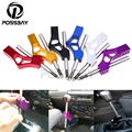 Universal Auto Car Gear Shift Knob Extender Adjustable Shift Lever Extender Extension Red/Gold/Black/Silver/Purple Car-styling