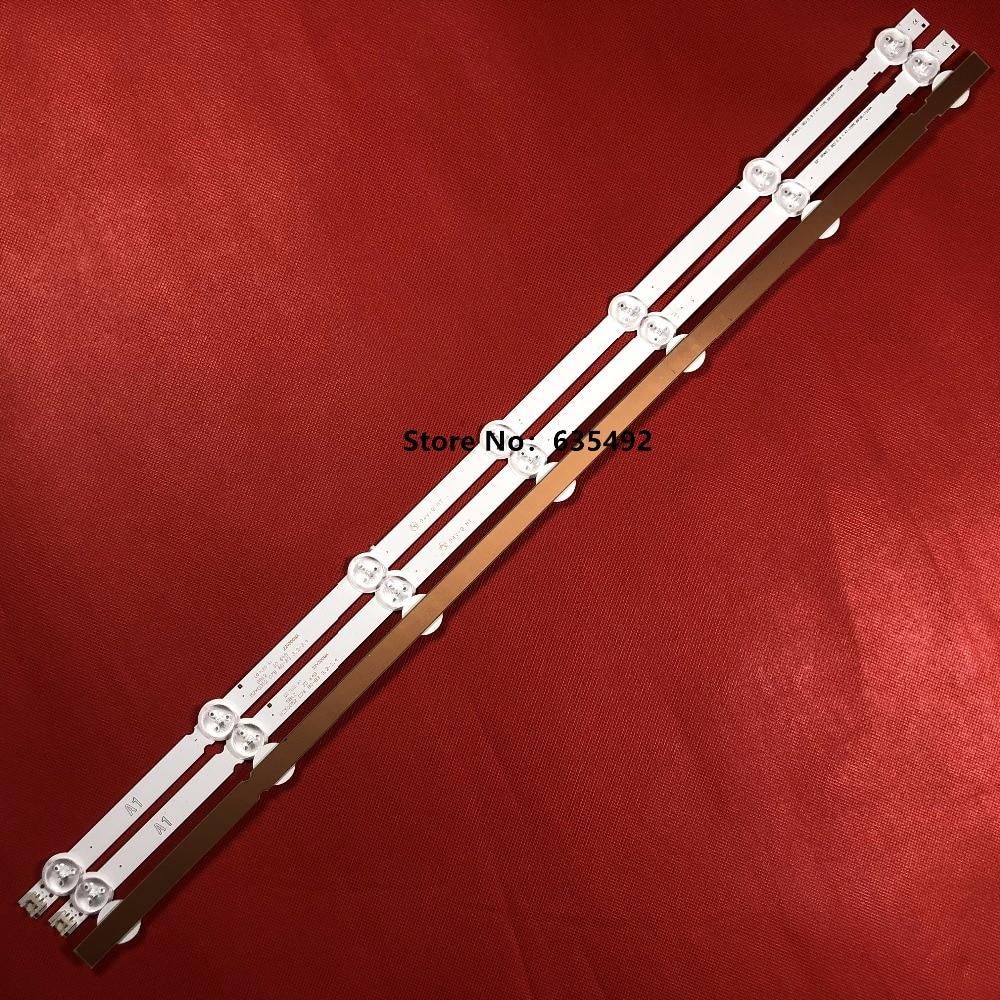 LED Backlight Strip 7lamp For 32LN5100 32LN520B 6916L-1106A 6916L-1105A 6916L-1204A 32ln570V 32LN545B 32LN5180 6916L-1295A