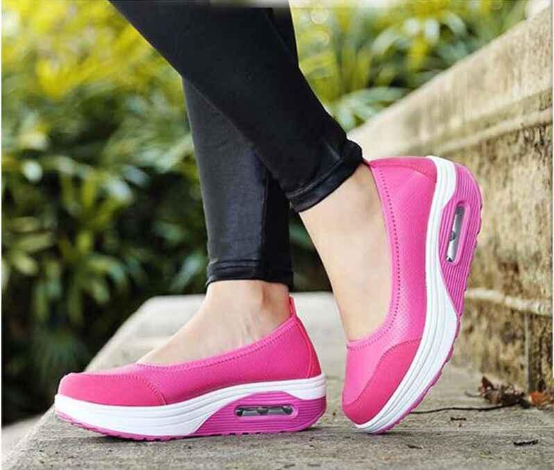 Горячая Новая мода высокое качество Женские туфли лодочки натуральная женская