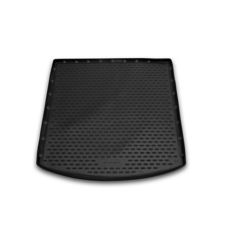 Mat rear trunk lid cover trim For LAND Rover Discovery Sport 2014-> 5 seats, внед... with рейлингами, 1 PCs (polyurethane) mat trunk for toyota lc150 prado 2017 5 seats внед 1 pcs polyurethane