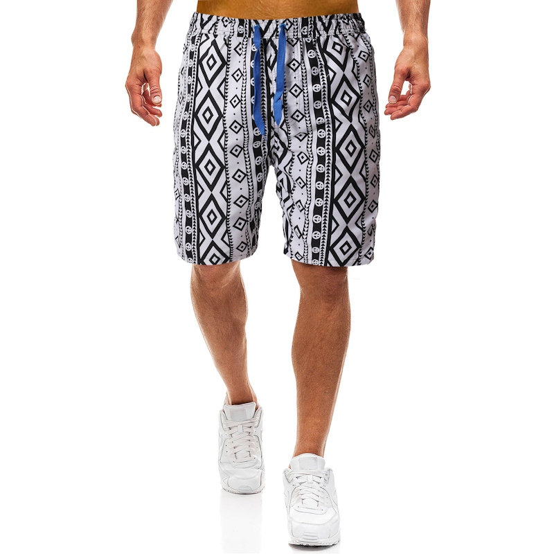 Men's Clothing Enthusiastic Swimwear Swim Shorts Trunks Beach Board Swimming Printing Short Quick Drying Pants Swimsuits Mens Running Sports Surffing Shorts Moderate Price