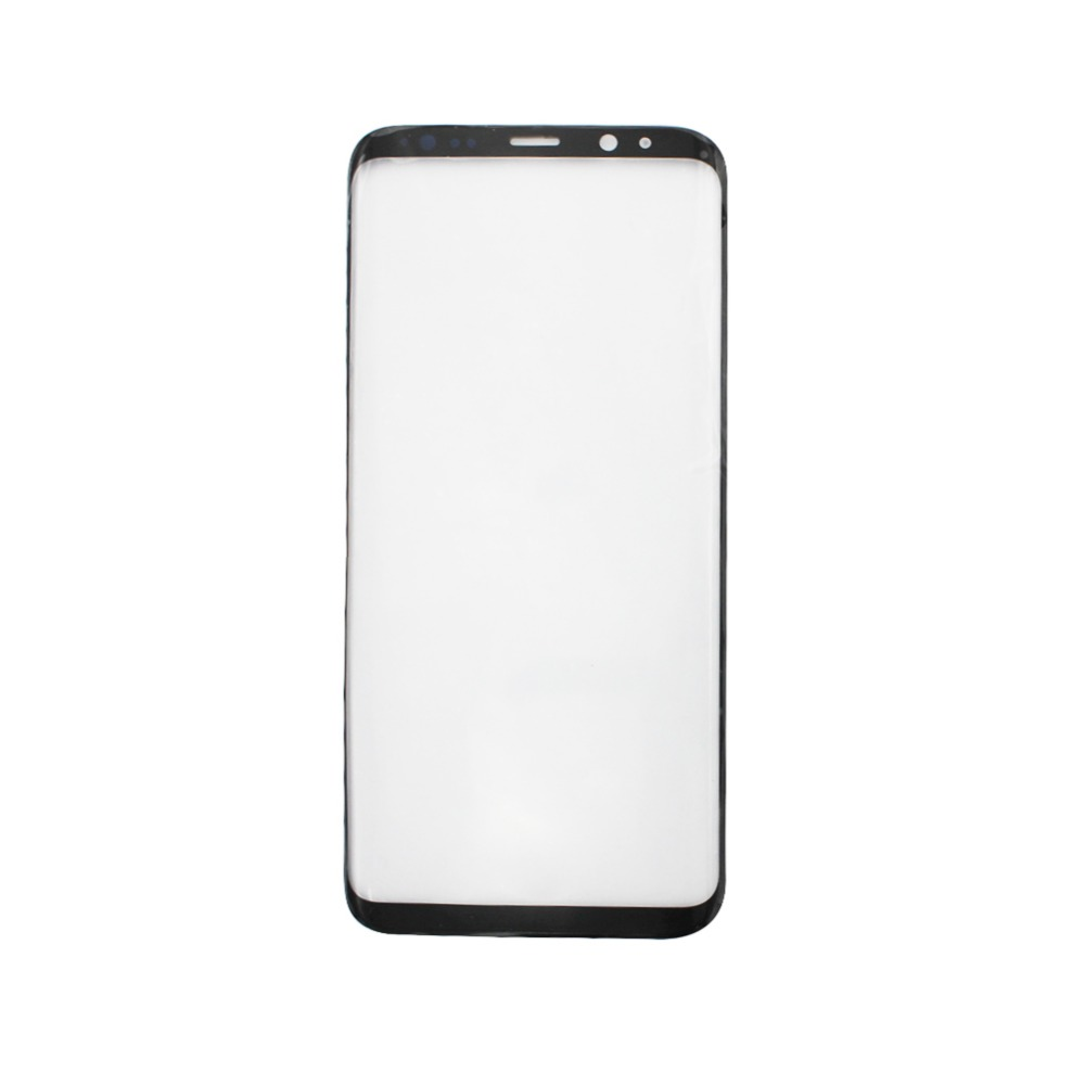 imágenes para Glass Para Samsung S8 s8Plus Frontal Exterior de la Lente de Cristal de Reemplazo de Pantalla para samsung galaxy s8plus S8 teléfono móvil cubierta de la placa
