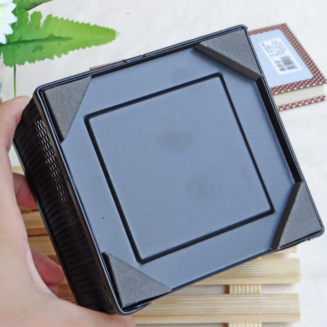 Online Shop Notes Paper Stationery Desk Stationery Box Metal Wire ...