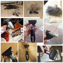 Pet Hair Deshedding Comb Pet Dog Cat Brush Grooming Tool Hair Removal Comb For Dogs Cats Furmins