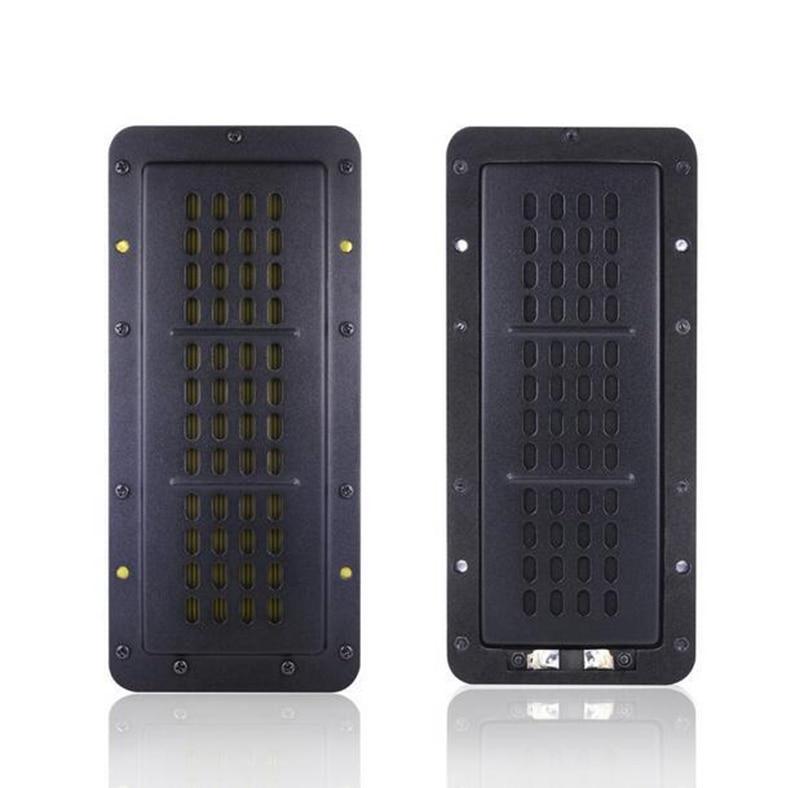 8ohm monitor audio flat speaker high power ribbon tweeter planar transducer AMT