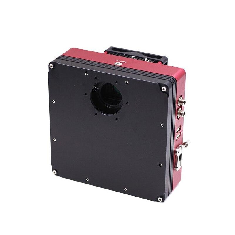 QHY695A 1 pouce astronomie Mono CCD caméra 80% QE 7 positions 36mm filtre carrousel
