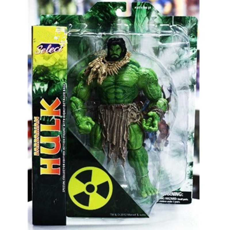 Hot Avengers Barbaric Incredible Hulk Cartoon Personality Hulk 25CM PVC Action Figure Collectible Model Toy Gifts L1088 marvel the avengers hulk super hero pvc action figure collectible model toy 25cm