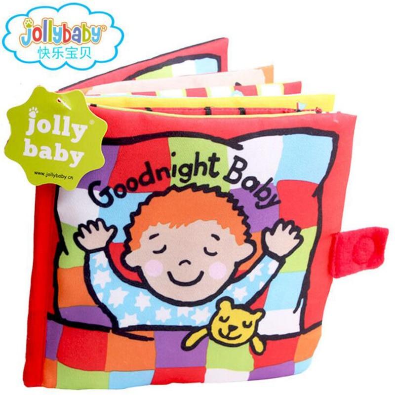 Otroška otroška zgodnja sestavljanka krpo knjiga igrače razvojna pomoč lahko ugrize in raztrga gnilo WJ255