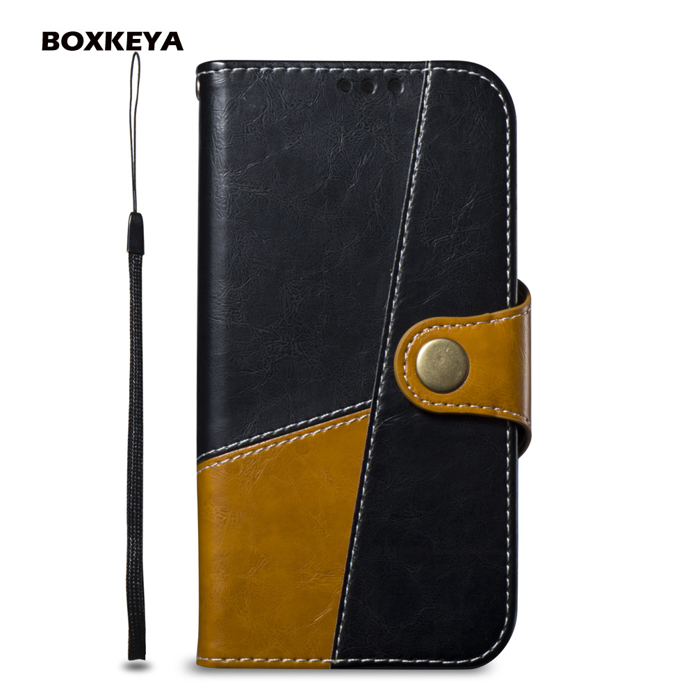 Luxury Retro Geometric Phone Leather Cases For LG K8 2017 EU US K10 2018 EU G7 G7 Thin Q Wallet Leather Flip Mobile Phone Cover