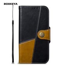 Luxury Retro Geometric Phone Leather Cases For LG K8 2017 EU US K10 2018 EU G7 G