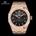 DIDUN Mens Watches Top Brand Luxury Quartz Watch Fashion Casual Watch Male Business Wristwatches Luminous 30m Water resistant