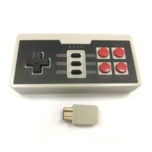 עבור נינטנדו NES מיני קלאסי Edition אלחוטי בקר משחקים ג 'ויסטיק Gamepad עבור נקודת טיפול עם מקלט