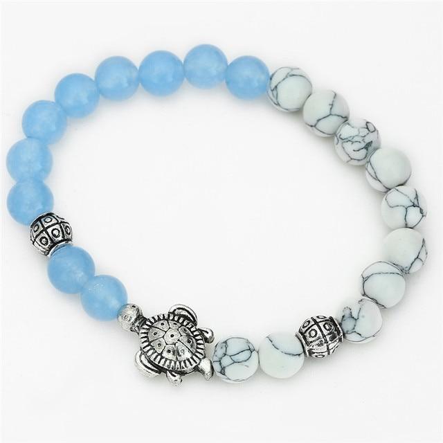 Фото мужской подарочный браслет для девочек и мужчин серебряный 8