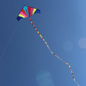 10 Meters Rainbow Bar Kite Tai