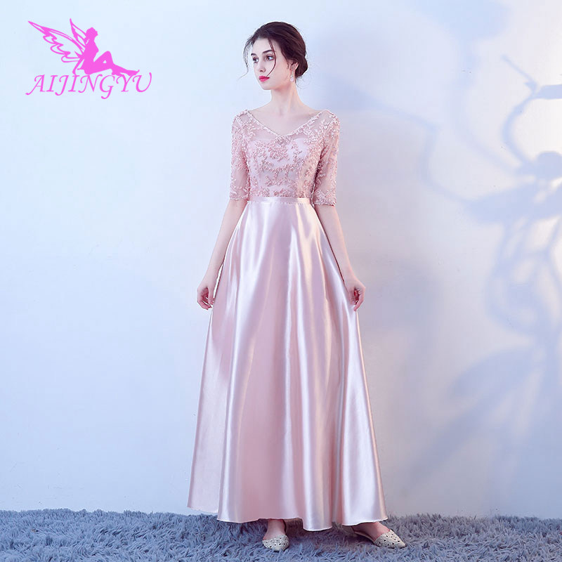 2018 plus size bridesmaid dresses short wedding party dress BN754