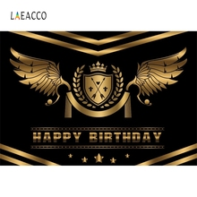 Laeacco Crown Happy Communion Photographic Backdrops Birthday Party Decor Personalized Photography Backgrounds For Photo Studio