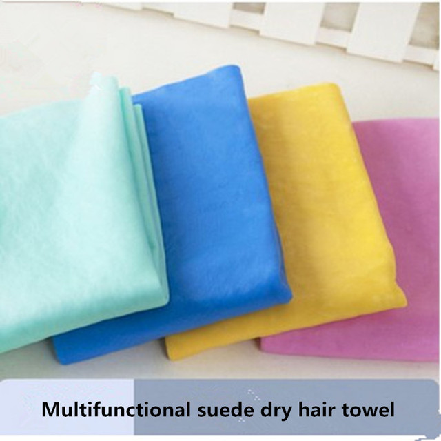 Pet Towel Dog Towel Dog Cleaning Supplies Magic Dog Towls Quick-dry Multifunctional suede dry hair towel Super Absorbing