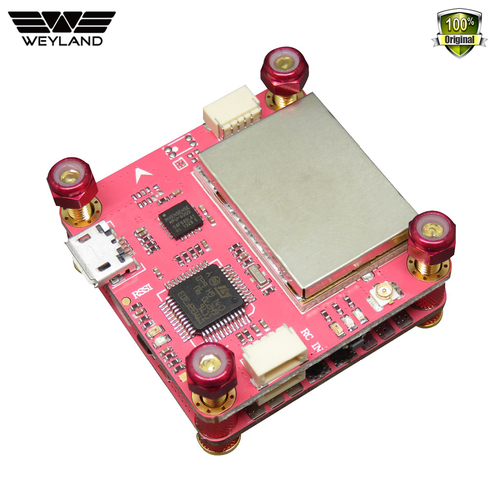 Wenland NEW Flytower F3 F4 Pro Flight control Integrated OSD 4 in 1 BLHeli_S For FPV Drone Quadcopter Better than SP Racing F3 upgrated flytower f4 pro flight controller board integrated osd 40a 4 in 1 w transmitter esc for fpv drone spare parts