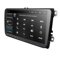 2G RAM 9 Car DVD Player Stereo for V W GOLF 5 Golf 6 Polo Passat CC J etta Tiguan Touran GPS Navigation DAB+ Free rear Camera