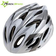 ROCKBROS Cycling Men's Women's Helmet EPS Ultralight MTB Mountain Bike Helmet Safety Cycle Bicycle Equipment Helmet Free Size