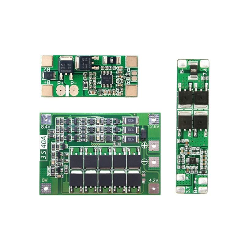 BMS 3S 8A/10A/15A/25A/30A/40A Balance Li-ion Battery Protection Board
